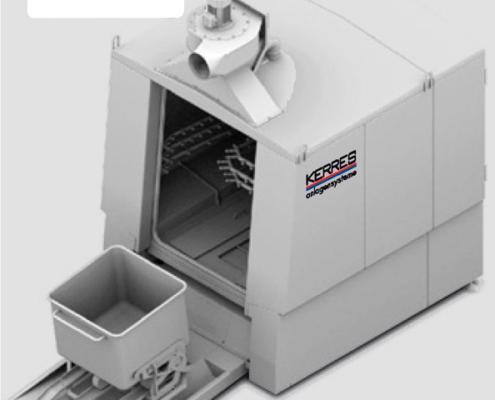 Оборудование для гигиены производства Kerres Anlagentechnik